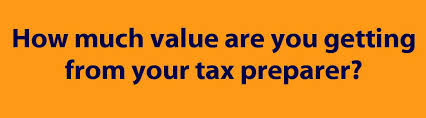 tax message